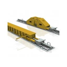 strand jacks 30 1 000 tonne lifting capacity enerpac skidding system